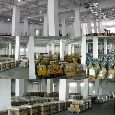 magazzino di Shanghai